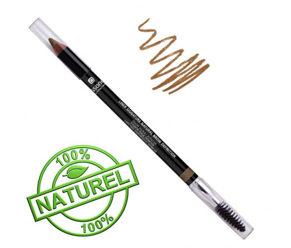 Liner Signature Natural Brow Definition - Blond