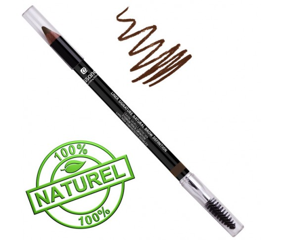 Liner Signature Natural Brow Definition - Brown