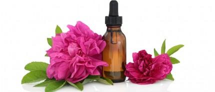 Le maquillage aux huiles essentielles